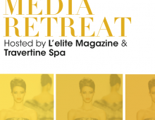 Travertine // Media Retreat Booklet