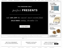 DwellStudio // Black Friday & Cyber Monday